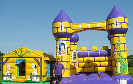 Combo Special Jumping Castle Melbourne