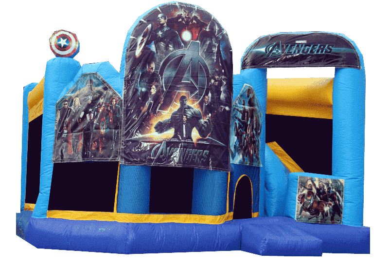 Avengers Combo Jumping Castle