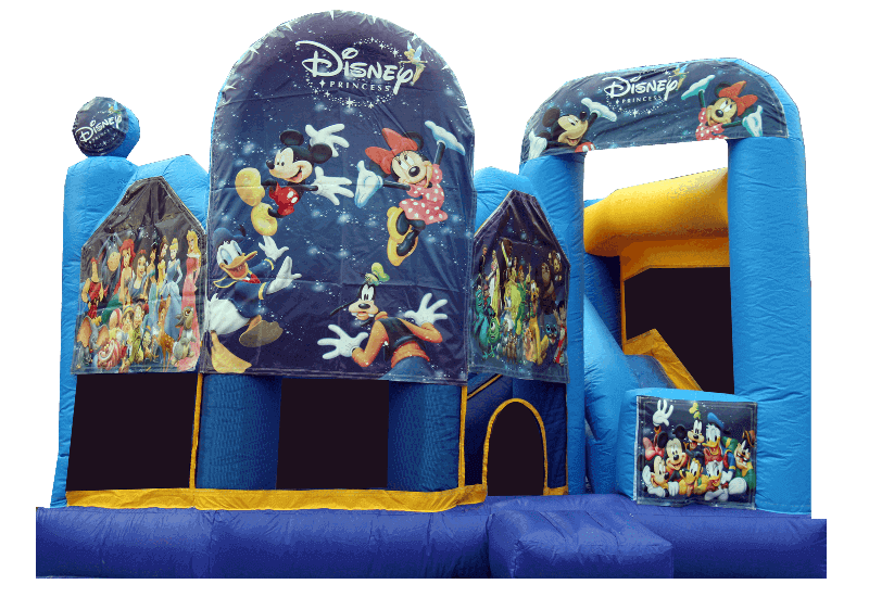 Disney Family Big combo Jumping Castle