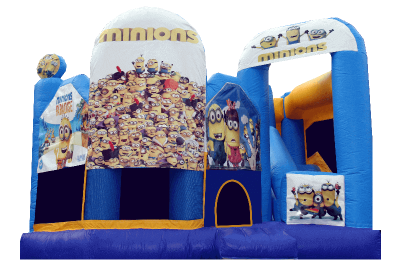 Minions Big Combo Jumping Castle
