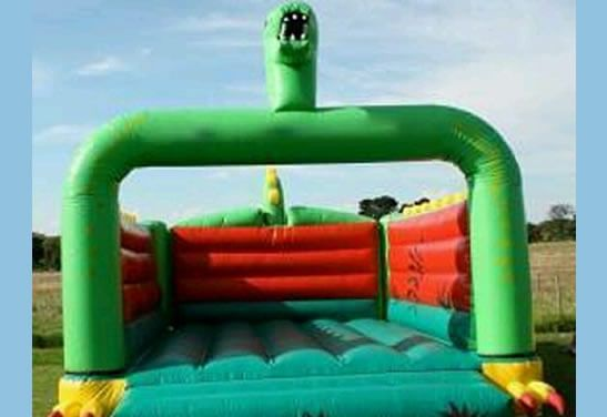 Dianosour Jumping Castle Hire