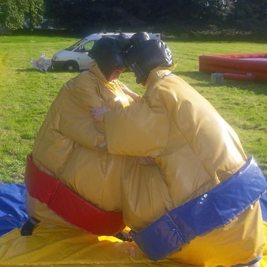 Sumo Suit Hire