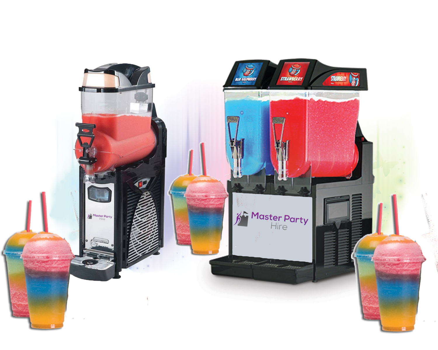 Slushie Machine Hire