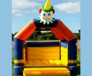 Clown Castle Hire Melbourne